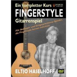 DVD: Kompletter Kurs Fingerstyle Gitarrenspiel