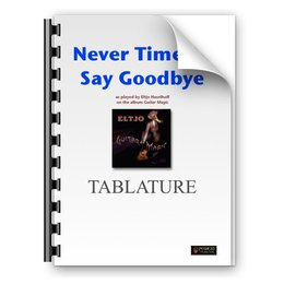 Never Time To Say Goodbye