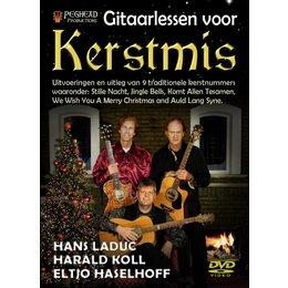 DVD: Gitaarlessen voor Kerstmis