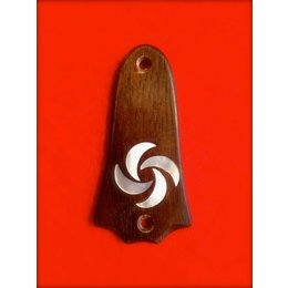 "Truss Rod Cover ""Propellor"""