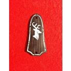 "Truss Rod Cover ""Deer"""