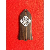 "Truss Rod Cover ""Celtic Knot"""