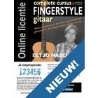 Online licentie voor Complete Cursus Fingerstyle Gitaar
