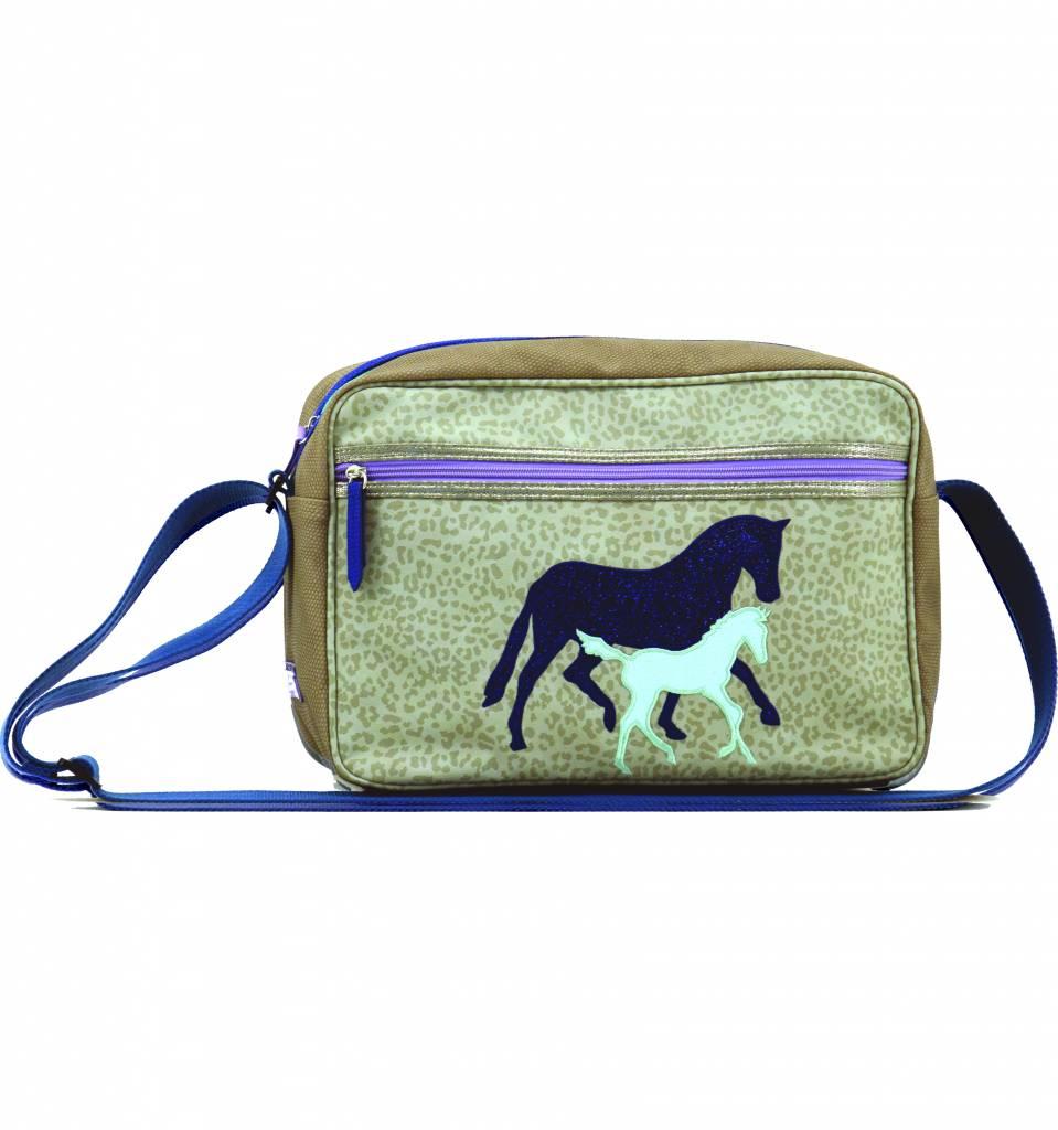Schoudertas Met Paard : Zebra tassen schoudertas paard veulen liefzebraatje