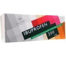 LEIDAPHARM Ibuprofen 200mg (40tab)
