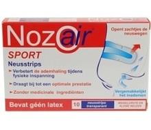 NOZOAIR Sport klein/medium neus (10st)