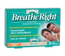 BREATHE RIGHT Neusstrips menthol (8st)