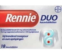 RENNIE Duo (18tab)