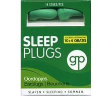 GET PLUGGED Sleep plugs (7pr)