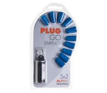 ALPINE Plus & go oordopjes (5x2st)