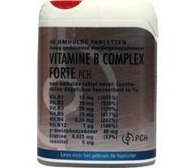 PHARMACHEMIE Vitamine B complex forte clicker (60st)
