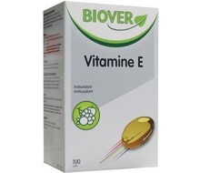 BIOVER Vitamine E natural 45IE (100cap)