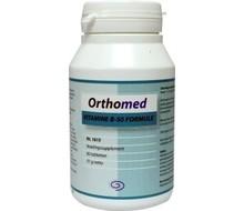 ORTHOMED Vitamine B50 formule (60tabl)
