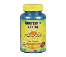 NATURES LIFE Quercetine 400mg (100vc)