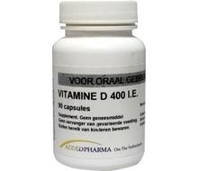 ADDED PHARMA Vitamine d 400ie los (90cap)