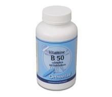 ORTHOVITAAL Vitamine B50 complex (60tab)