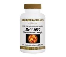 GOLDEN NATURALS Multi 2000 (30tab)