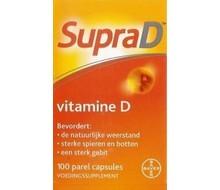 SUPRA Supra D (100cap)