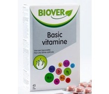 BIOVER Multivitamine (45tab)