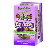 NATURES PLUS Animal parade acidophilus kidz (90kt)
