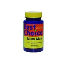BEST CHOICE Multi man (60tab)