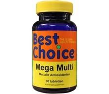 BEST CHOICE Mega multi (30tab)