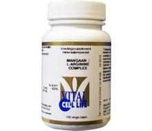 VITAL CELL LIFE Mangaan/L-arginine complex (100cap)