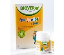 BIOVER EPA junior 500mg / kid groei (60cap)