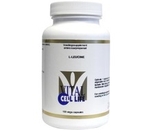 VITAL CELL LIFE L-Leucine 400mg (100cap)