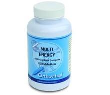 ORTHOVITAAL Multi energy super antioxidants (60tab)