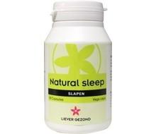 LIEVER GEZOND Natural sleep (90vc)