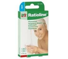 RATIOLINE Pleisterstrip aqua (10st)