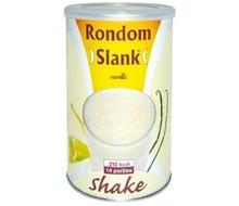 RONDOMSLANK Rondom slank shake vanille (375g)