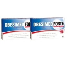 OBESIMED Obesimed forte duo (2x42)