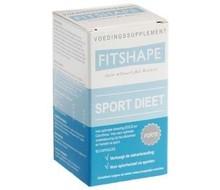 FITSHAPE Sport dieet (60cap)