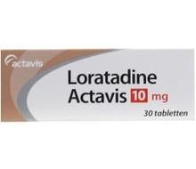 AUROBINDO Loratidine 10 mg (30tab)