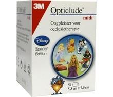 3M Opticlude oogpleister midi cars 2 (50st)