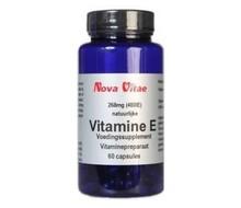 NOVA VITAE Vitamine E 400IU (60cap)