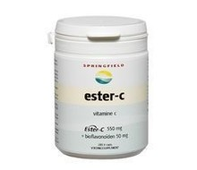 SPRINGFIELD Ester C 575mg bioflavonoiden (250g)