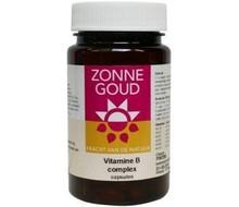 ZONNEGOUD Vitamine B complex (100cap)