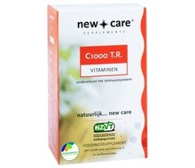 NEW CARE Vitamine C 1000 time release (60tab)