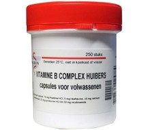 HUIBERS Vitamine B complex volwassenen (250cap)