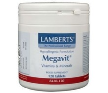 LAMBERTS Megavit (120tab)