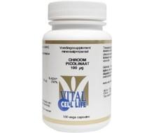 VITAL CELL LIFE Chroom picolinaat 100mcg (100cap)
