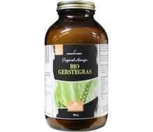 HANOJU Bio gemalen gerstegras glas flacon (150gr)