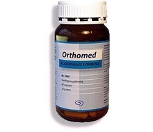 ORTHOMED Acidophilus formule (60cap)