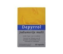 DEPYRROL Depyrrol jodiumvrij multi (60vc)