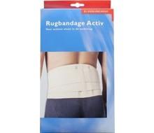 BLESSUREHOEK Rugbandage activ S (1st)