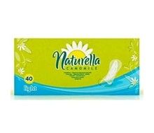 NATURELLA Inlegkruisjes light (40st)