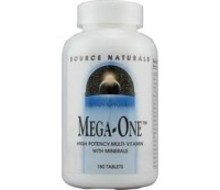 SOURCE NATURALS Mega one multiple (180tab)